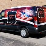 Commercial Wrapping Transylvania Meat Co
