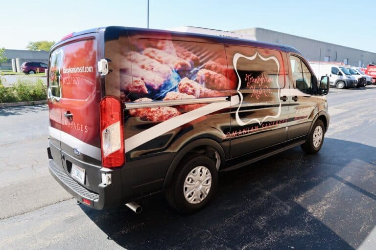 Transylvania Meat Full Commercial Wrap
